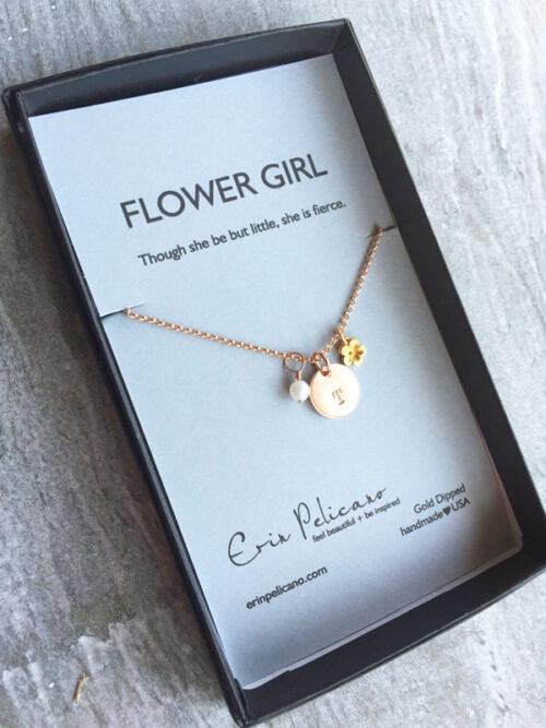 flowergirlcard