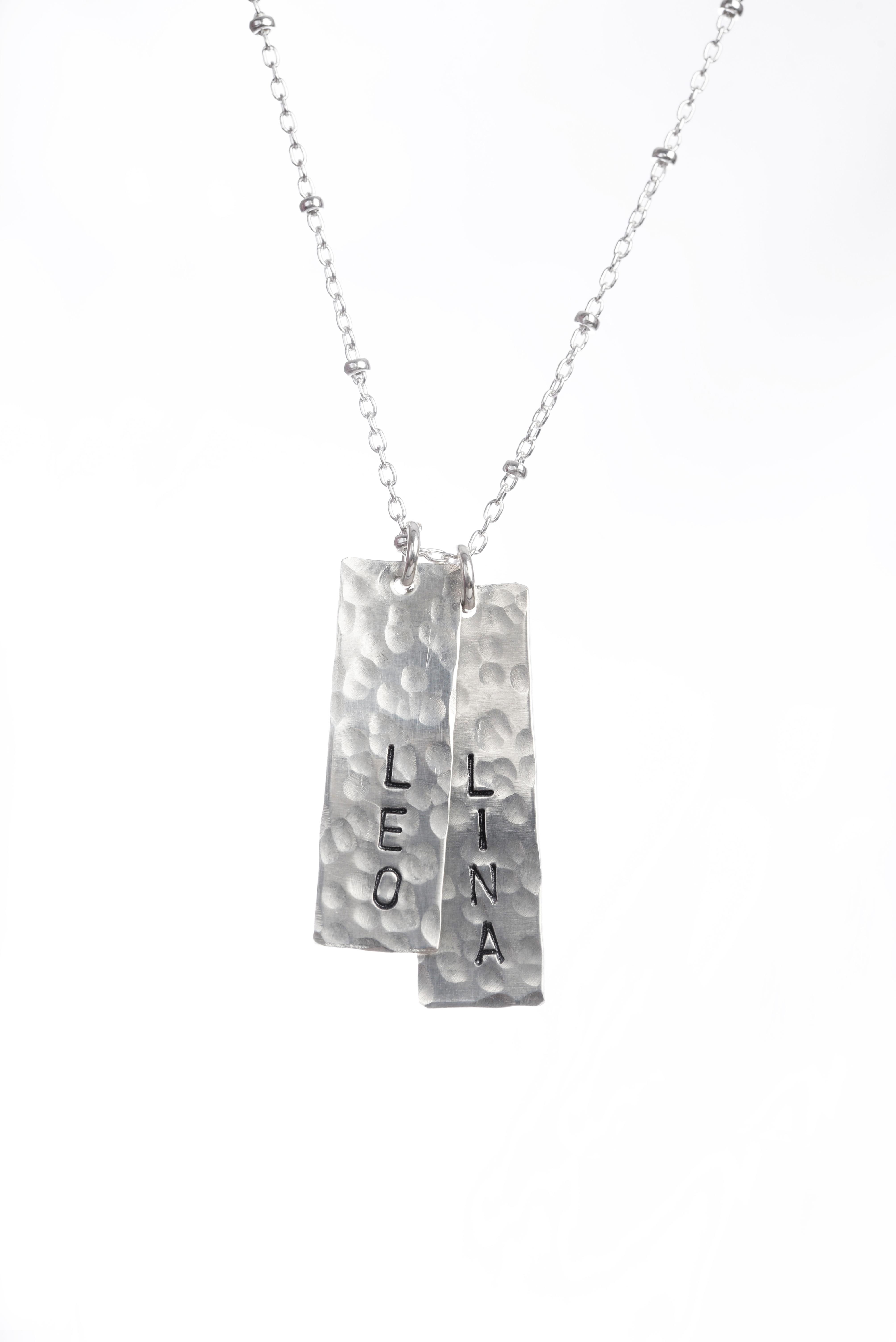 Personalized Name Necklace Erin Pelicano
