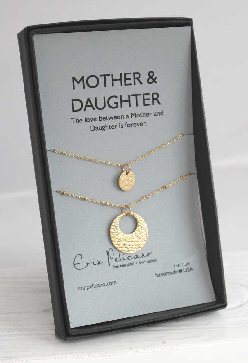 Mother And Daughter Baby Shower Gift