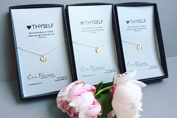Bridesmaids Gifts and Bridal Party Necklaces