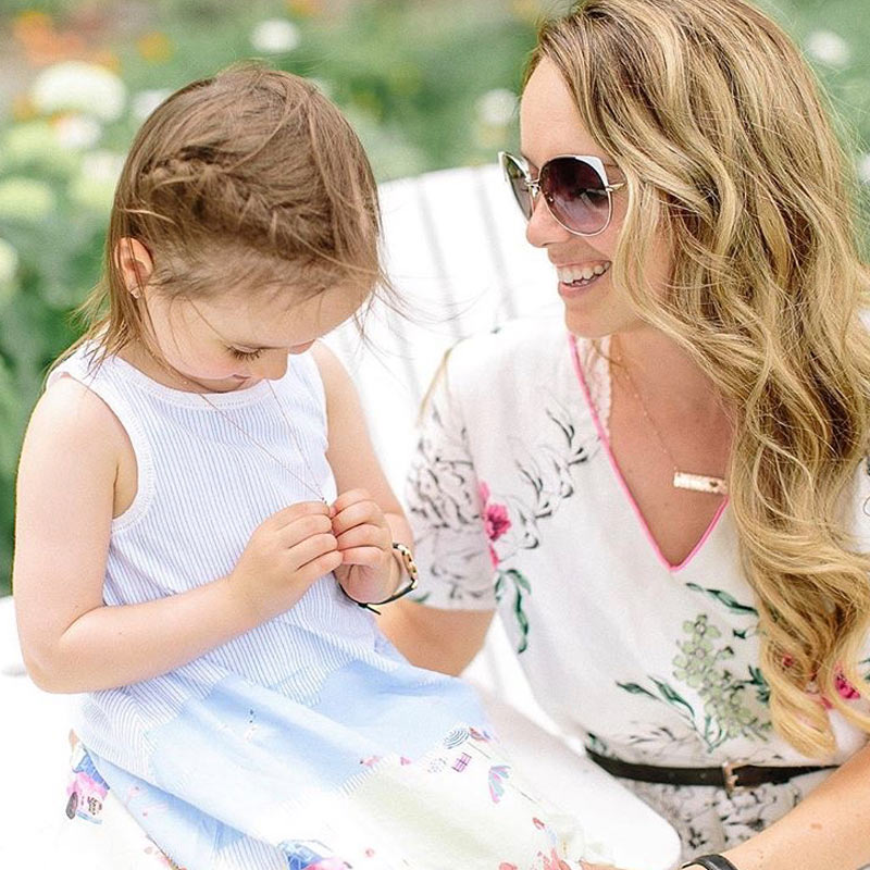 Mother-Daughter-Necklaces-Back-to-School-Outfits