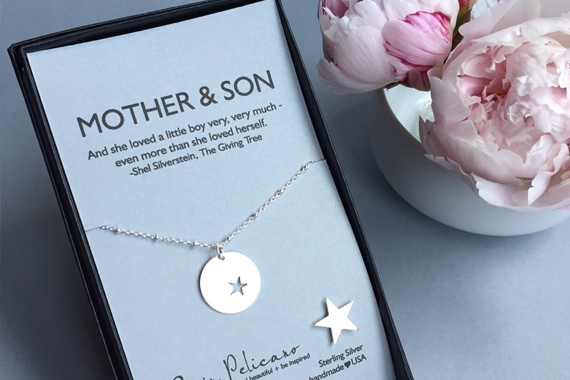 Wedding Gifts For Mother In Law : Mother-and-Son-Jewelry-Set-Gifts-for-Mother-In-Law