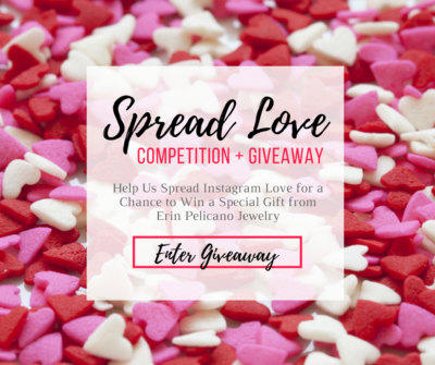 Spread Love Giveaway