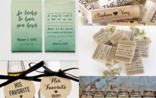 Unique Wedding Favor Ideas Guest Will Actually Use