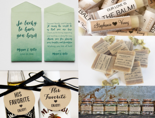 Unique Wedding Favor Ideas Guests Will Use