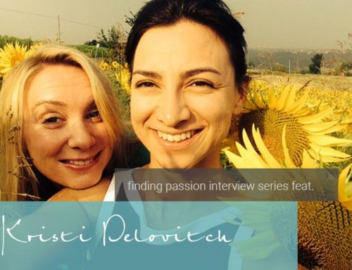A Passion for Wine & Travel: An Interview with Kristi Delovitch