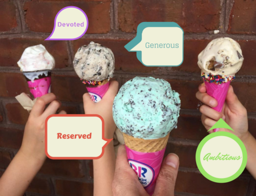 What Does Your Favorite Ice Cream Flavor Say About You?