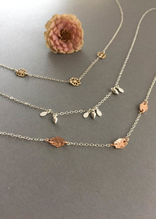 Gratitude Jewelry Thank you gifts bridesmaid jewelry