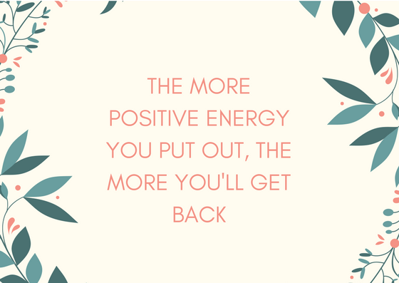 Enlightone: 6 Tips To Find Positive Energy, Even On A Hard Day