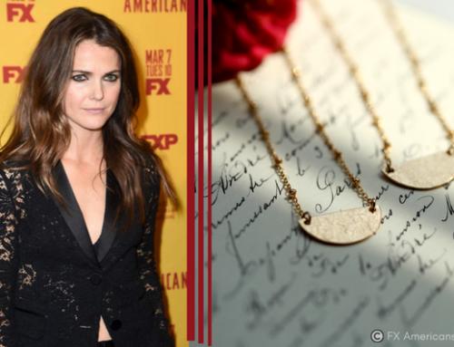 Help Us Spy Erin Pelicano Jewelry on the Americans