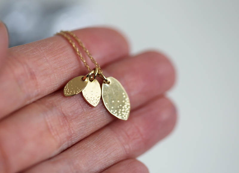 family tree necklace, 14k gold family tree jewelry, mothers day gift