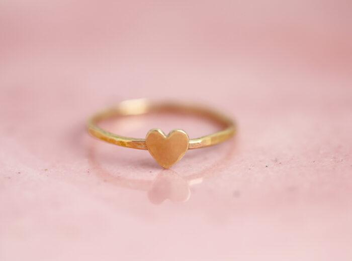 anniversary gift, love jewelry, heart ring