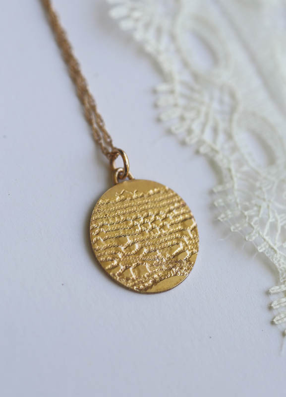Heirloom Custom Pendant Necklace