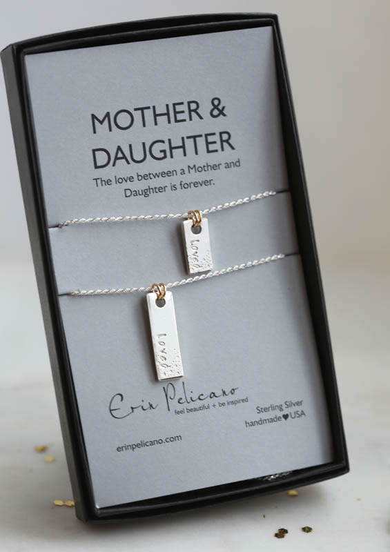 Mother Daughter Custom Jewelry
