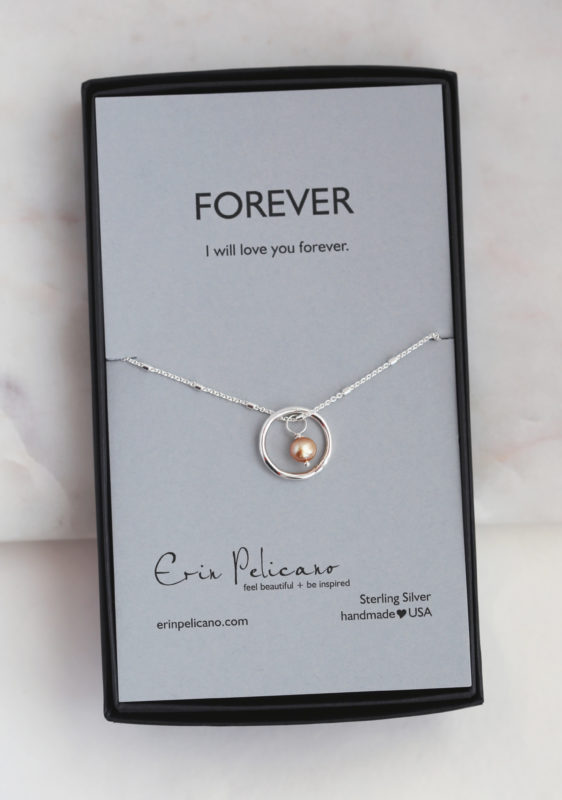 pearl forever necklace