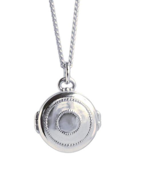 Infinity locket