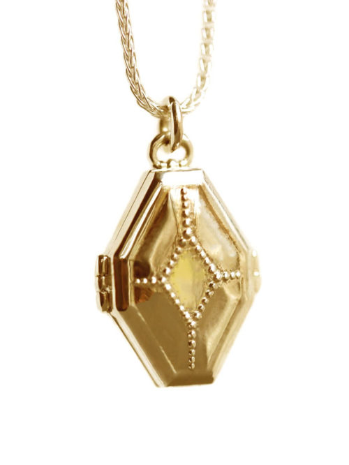treasure locket
