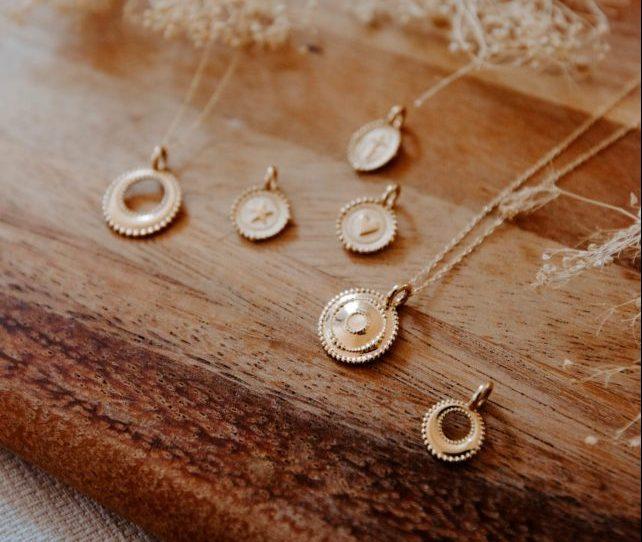 Fine 14k Gold Necklaces
